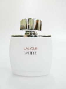 Lalique WHITE edt 75ml tester