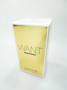 Dsquared WANT edp 100ml