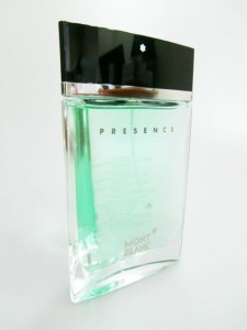 Mont Blanc PRESENCE FOR MEN edt 75ml tester