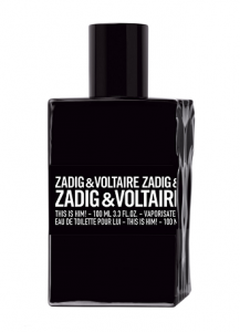 Zadig & Voltaire THIS IS HIM! edt 100ml tester