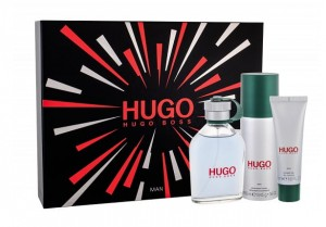 Hugo Boss HUGO MAN (GREEN) 325ml zestaw