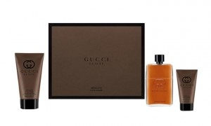 Gucci GUILTY ABSOLUTE POUR HOMME 290ml - zestaw