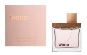 Dsquared SHE WOOD edp 100ml