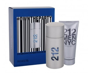 Carolina Herrera 212 MEN edt 100ml +ASG 100ml