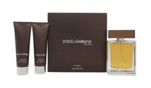 Dolce & Gabbana THE ONE FOR MEN 200ml zestaw
