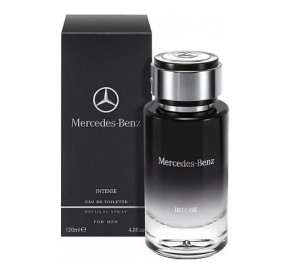 MERCEDES BENZ FOR MEN INTENSE edt 120ml