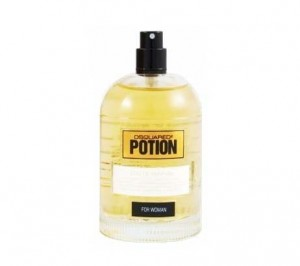 Dsquared POTION FOR WOMAN edp 100ml tester