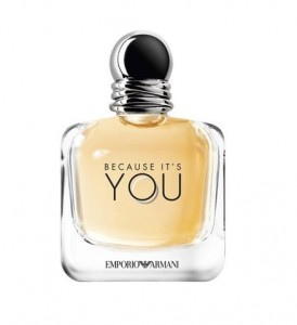 Giorgio Armani EMPORIO BECAUSE IT'S YOU edp 100ml tester