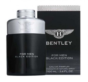 Bentley FOR MEN BLACK EDITION edp 100ml