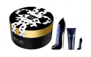 Carolina Herrera GOOD GIRL edp 80ml + edp 7ml + BL 100ml zestaw