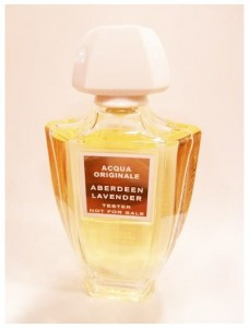 Creed ACQUA ORIGINALE ABERDEEN LAVANDER edp 100 tester