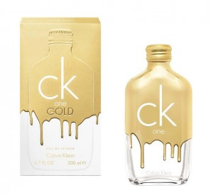 Calvin Klein CK ONE GOLD edt 200ml