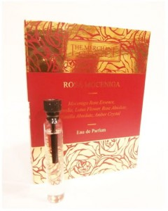 The Merchant of Venice ROSA MOCENIGA edp 2ml