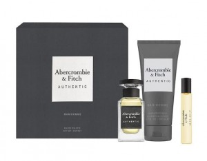 Abercrombie & Fitch AUTHENTIC MAN 315ml zestaw
