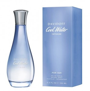 Davidoff COOL WATER INTENSE FOR HER edp 100ml