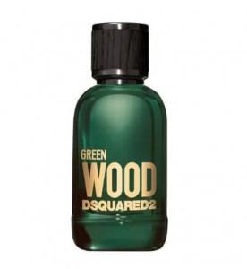 Dsquared GREEN WOOD POUR HOMME edt 100ml tester