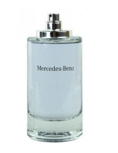 MERCEDES BENZ FOR MEN edt 120ml tester