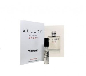 Chanel ALLURE HOMME SPORT COLOGNE edt 12 x 1,5ml próbki