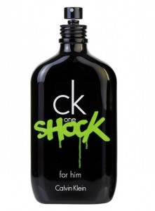Calvin Klein CK ONE SHOCK FOR HIM edt 200ml tester