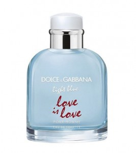 Dolce & Gabbana LIGHT BLUE LOVE IS LOVE POUR HOMME edt 125 tester