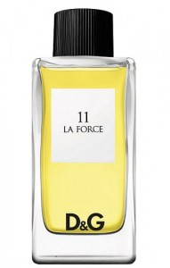 Dolce & Gabbana D&G  11 LA FORCE  edt 100ml tester