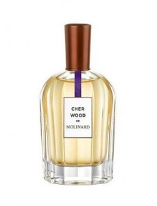 Molinard CHER WOOD edp 90ml tester