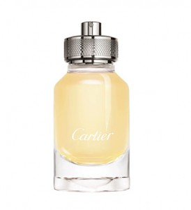 Cartier L'ENVOL edt 80ml tester