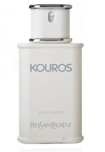 Yves Saint Laurent YSL KOUROS edt 100ml tester