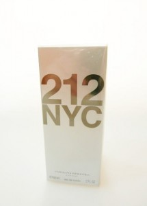 Carolina Herrera 212 WOMAN edt 60ml