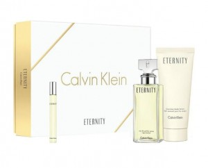 Calvin Klein ETERNITY WOMAN  310ml zestaw