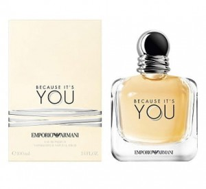 Giorgio Armani EMPORIO BECAUSE IT'S YOU edp 100ml