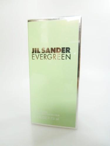jil sander evergreen