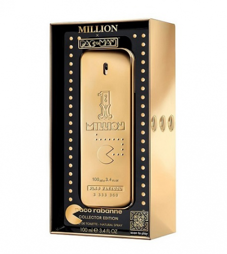 Paco Rabanne 1 MILLION PAC MAN edt 100ml.png